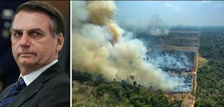 Intercept revela plano de Bolsonaro para exploração da Amazônia