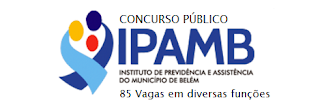 Apostila prefeitura de Belém concurso IPAMB PA 2017