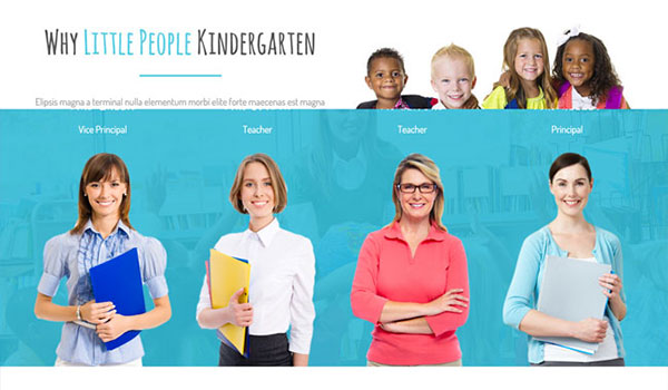 Kindergarten-Little-People-WordPress-theme