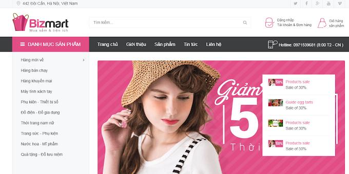 Chia sẻ mẫu blogger bán hàng đẹp