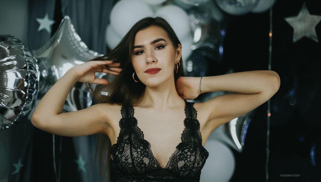 VickiMystery Model GlamourCams