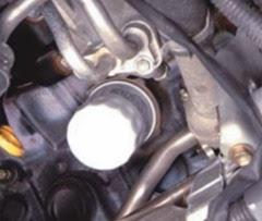 فلتر الزيت oil filter