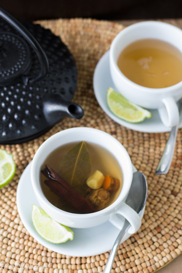 Caribbean Herbal Tea