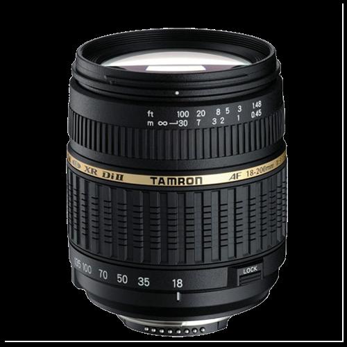 Nikon Tamron 18-200mm