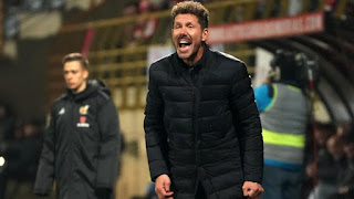 Simeone: We didn't have the decisiveness we needed to have, we had a few chances