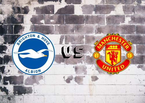 Brighton & Hove Albion vs Manchester United  Resumen y Partido Completo