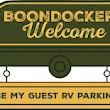 Boondockers Welcome! Well, some of you...