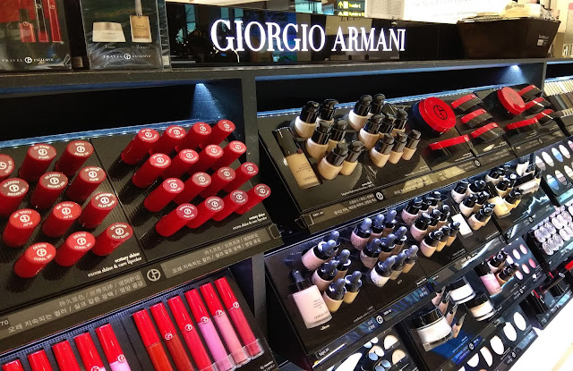 Giorgio Armani Beauty collections