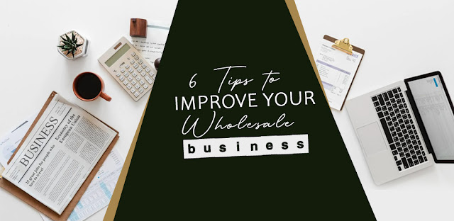 6 Tips to improve your Wholesale Business 1