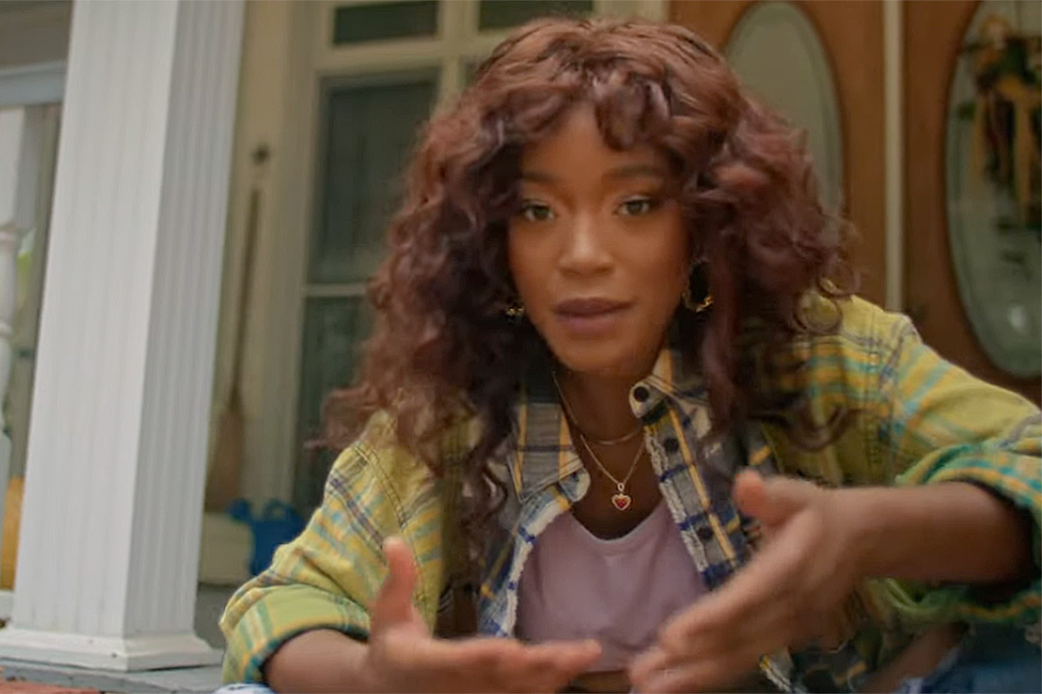 Keke Palmer Calls for Young People to 'Actually Vote' with New PSA Music Video