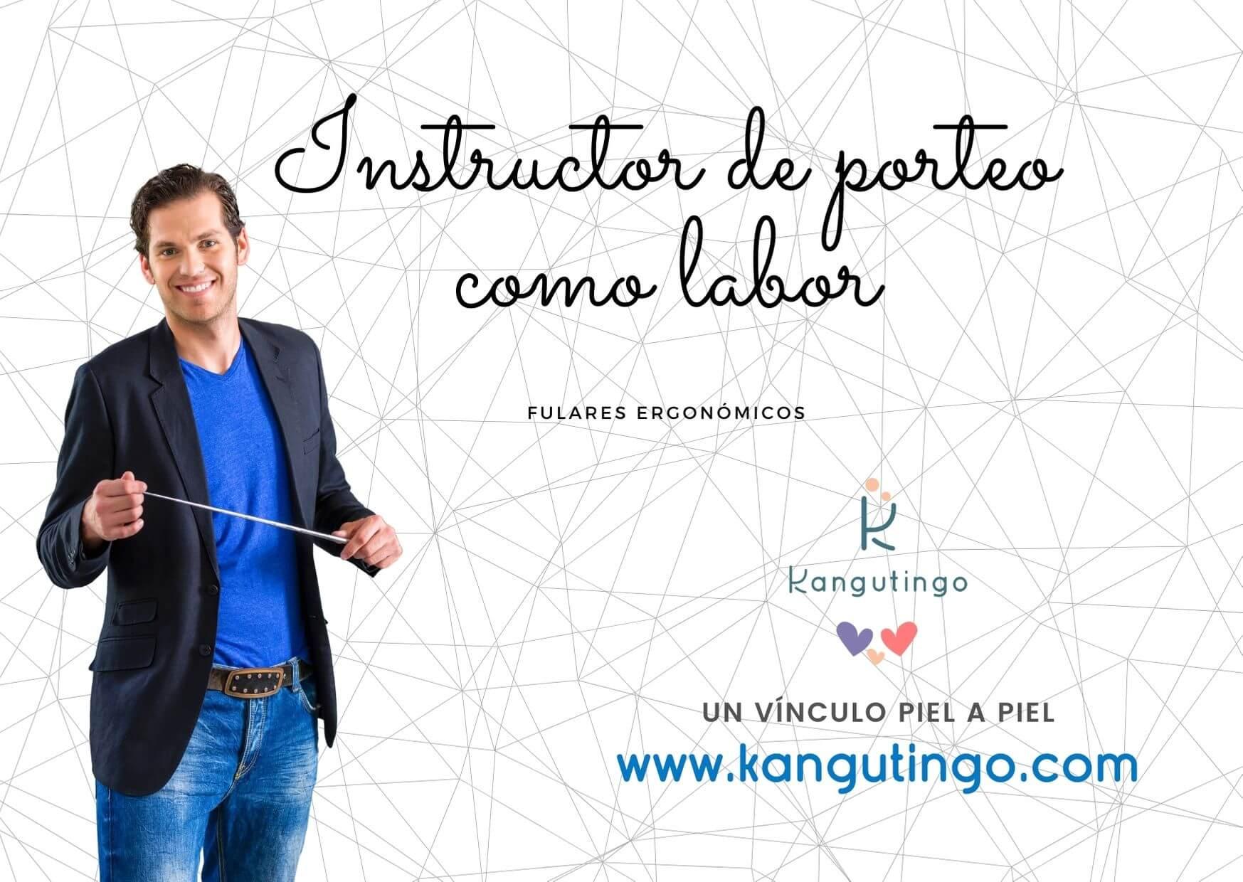 INSTRUCTOR DE PORTEO COMO LABOR