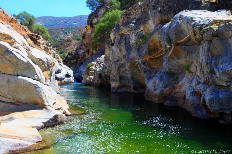 Swimming Holes Of California Behold The Cliffs