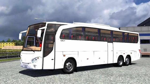 Mod ets2 jetbus HD TRONTON