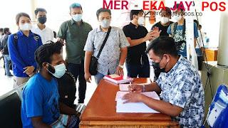 Live Fb Ajak Bakar Bendera Merah Putih Berkas Perkara FP Tahap II Dilimpahkan Ke KN Jayapura