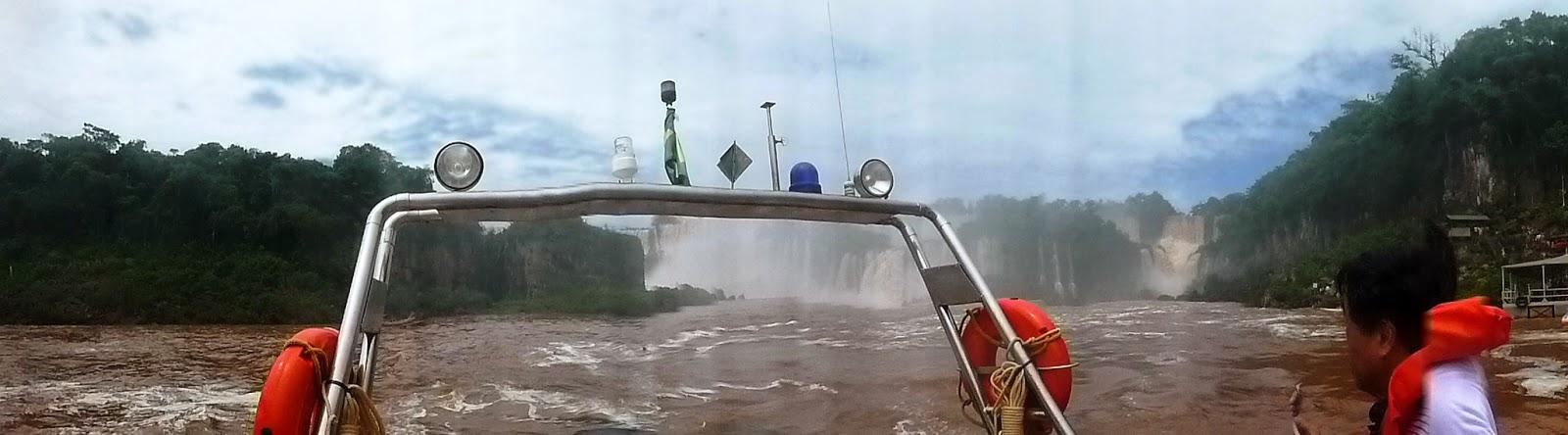 Parque Nacional do Iguaçu - Cataratas do Iguaçu - Macuco Safari