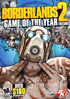تحميل لعبة الحدود القتالية Borderlands Game of the Year مجاناً