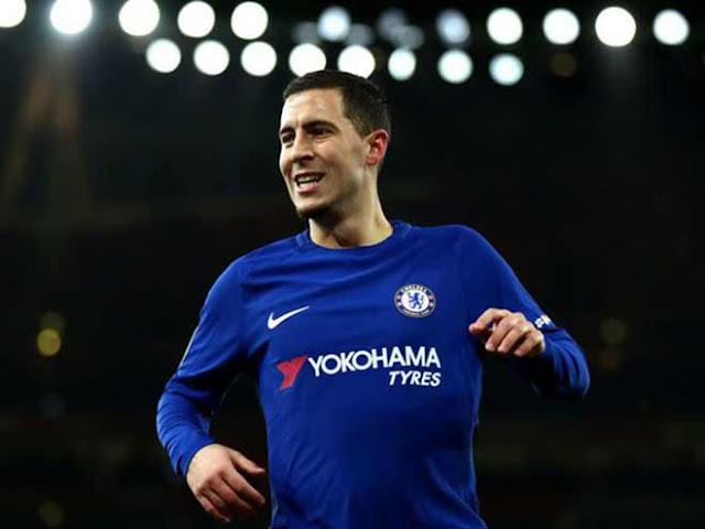 """""""Bom tấn"""" chờ nổ: Hazard từ chối Chelsea, chờ Real đón giá 200 triệu bảng 1"""