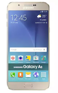 Full Firmware For Device Samsung Galaxy A8 SCV32