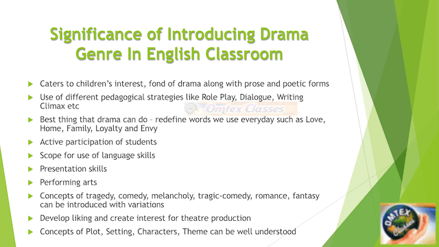 Significance of Introducing Drama Genre In English Classroom