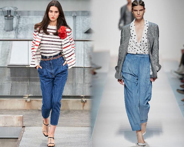 Модные джинсы весна-лето 2020 0-3
