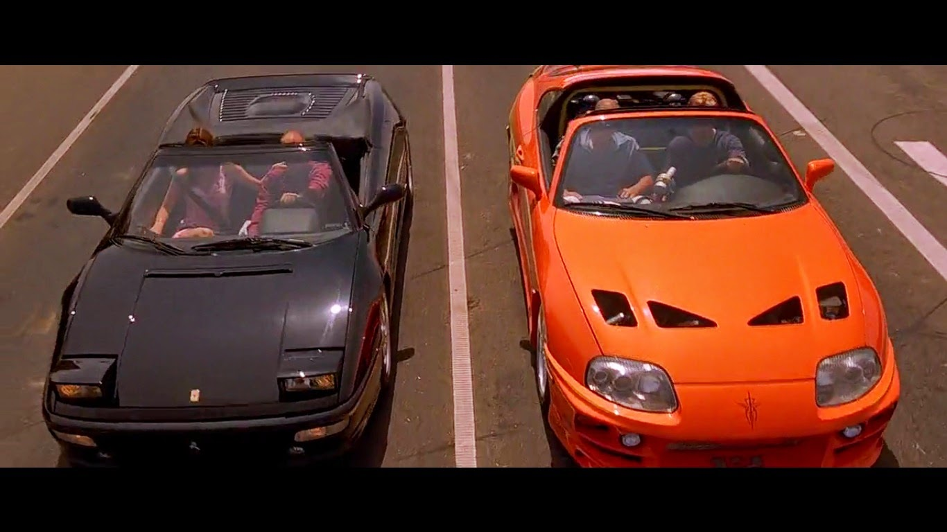 Toyota Supra From The Fast And The Furious My Hot Wheels Stories Toyota Supra Fast N Furious