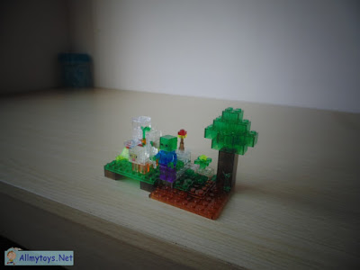 My Minecrafts bricks toy 2