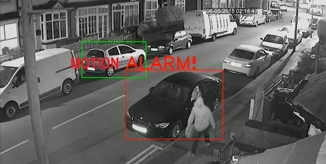 Cara Setting record Motion Detection XVR Dahua