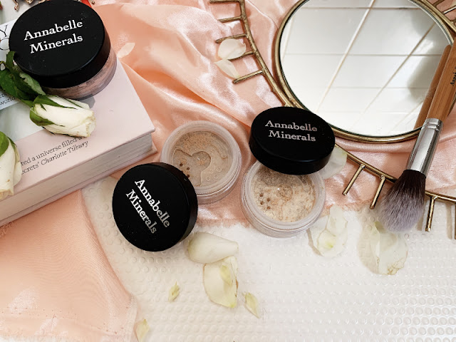 Annabelle Minerals Coverage Mineral Foundation Review