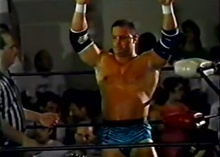 ECW Summer Sizzler Spectacular 1993 -  Iron Man TommY Cairo