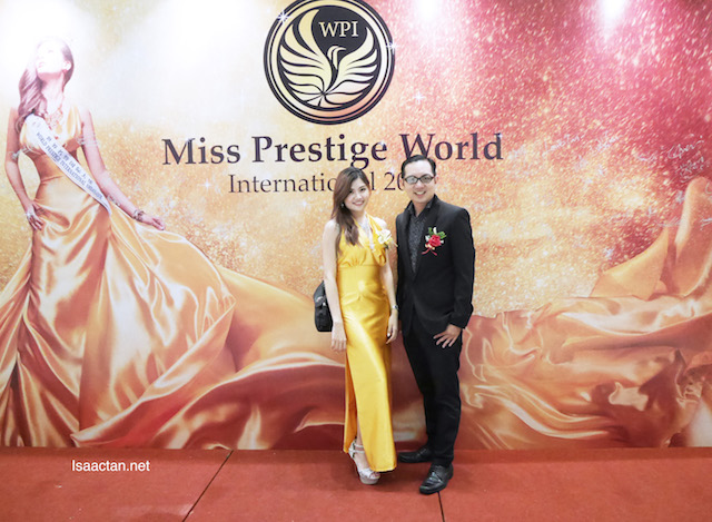 Miss Prestige World International Pageant 2016 Show Gala Dinner
