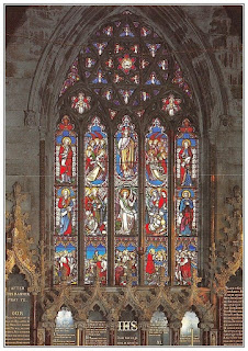 East Window, Michael & Arthur O'Connor