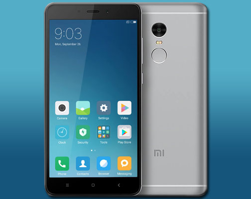 Cara Terbaru Flashing Xiaomi Redmi Note 4 via SP Flashtool