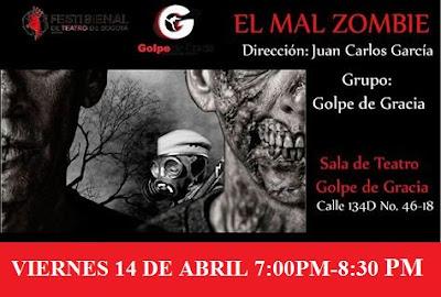 EL MAL ZOMBIE (TEATRO) 3