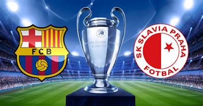 مشاهدة مباراة برشلونة وسلافيا براغ بث مباشر اليوم 23-10-2019 في دوري ابطال اوروبا