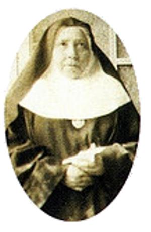 blažena Facunda Margenat - redovnica in mučenka
