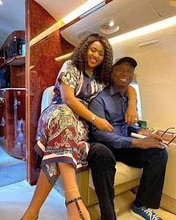 Regina Daniels and husband, Ned Nwoko unfollow each other on Instagram
