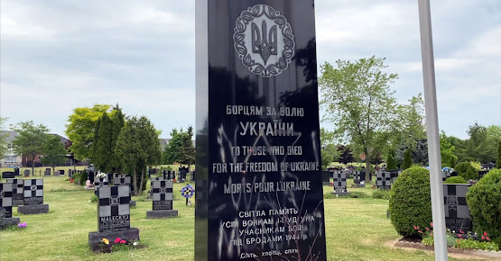 Canada Ukraine Nazi fascism OUN-B Bandera collaborators politics