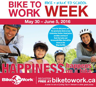 nanaimo bike to work week