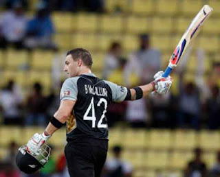 Brendon McCullum 123 vs Bangladesh Highlights