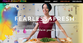 Fearless Fresh - Stephanie Stiavetti