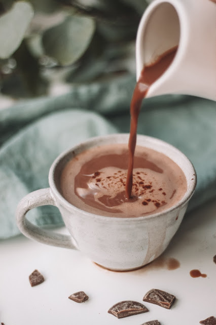 How To Make CBD Oil Infused Hot Chocolate