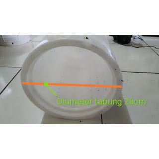 Tabung Pengering Mesin Cuci Sanken Ori 7.5kg 8kg 9kg 10kg 11kg
