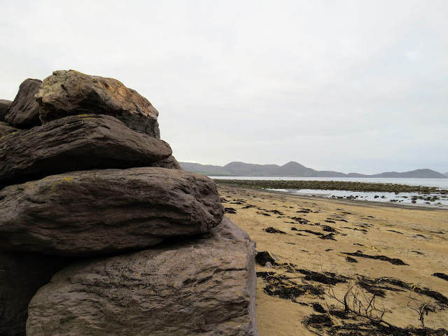 Beach near Waterville Golf Links in Ireland
