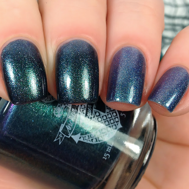 Anchor & Heart Lacquer-Thinner Brand of Justice