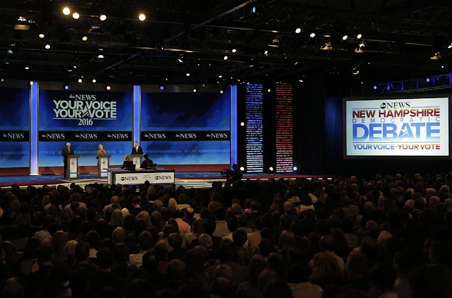 DNC makes it more difficult to qualify for 3rd debate