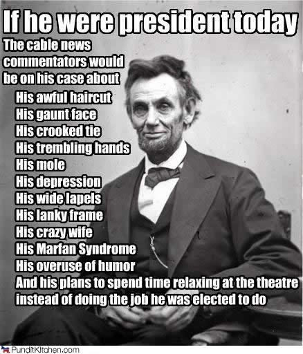 All This Is That Abraham Lincoln