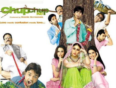 Chup Chup Ke Movie Dialogues,Chup Chup Ke Movie Funny Dialogues,