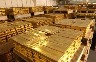 صناديق الاستثمار المتداولة والمنتجات المماثلة القائمة على الذهب