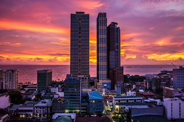 "Volta ao mundo pelas cidades de ""La Casa de Papel"" - Manila"