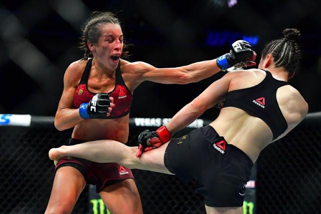 Joanna Jedrzejczyk Vs Weili Zhang UFC 248